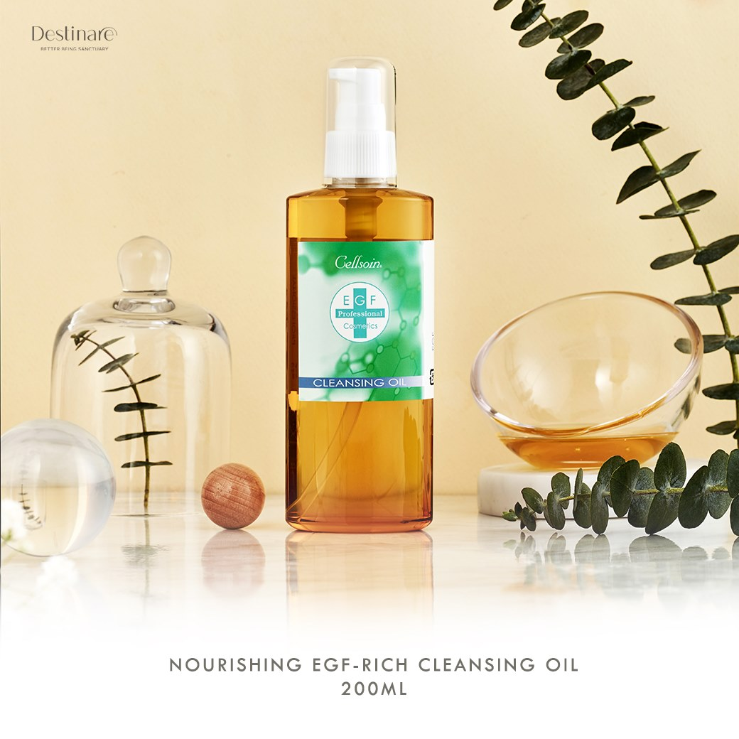 Cellusoin - Cleansing oil [EGF] 200ML